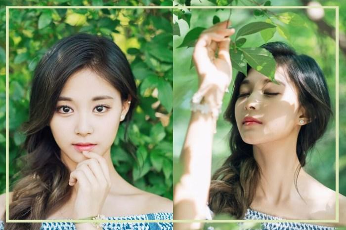 Twice 子瑜演唱會上罕有換髮型,網民:美得像精靈!