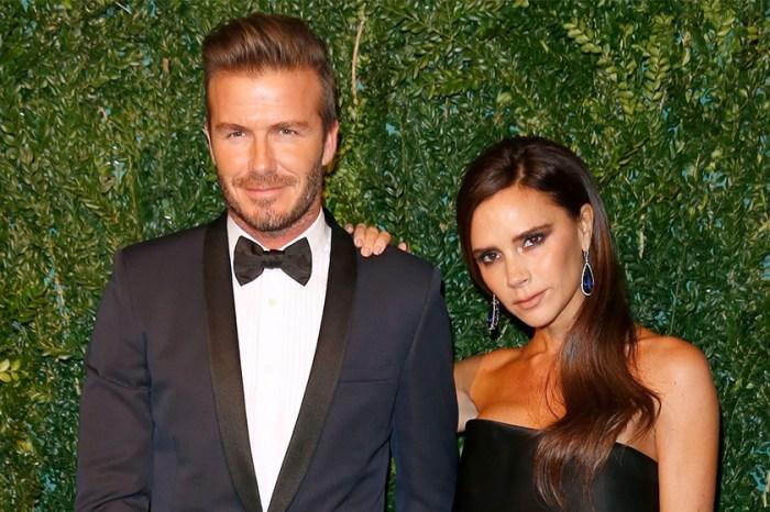 被傳跟碧咸婚變,Victoria Beckham 全家人以這個最時尚封面作解釋!