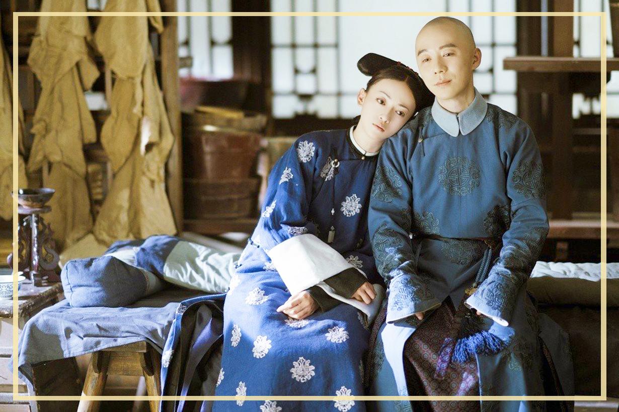 Story of Yanxi Palace Yan Xi Gong Lue Sequel Chinese drama Wu Jinyan Wei Ying Luo Wang Maolei  Yuan Chunwang