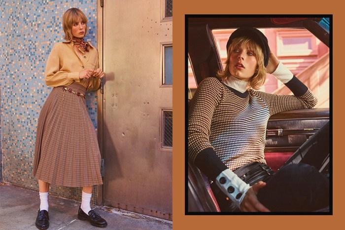 屬於秋天的顏色:復古風潮回歸,Zara 教你用啡色系穿出低調的高級感!