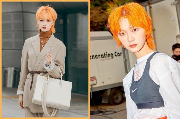 從模特兒走向 It Girl 之路,多次登上《Vogue》街拍照的橘髮女生是誰?
