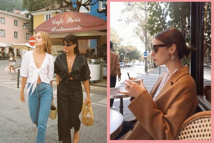 滿滿 Parisian Vibe,只要追蹤這個 IG 一次網羅所有時髦的法國女生!