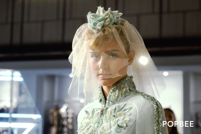 帶你一次過看 Chanel 美麗的 Haute Couture!