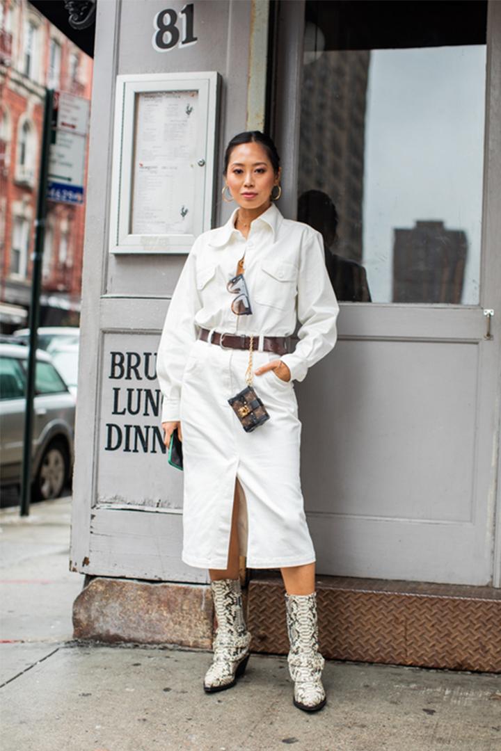Spring 2019 Fashion Week Street Style