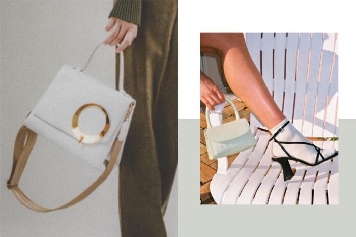 這 3 個小眾品牌的手袋摩登又有趣,已被不少女生私藏在 Instagram 書籤!