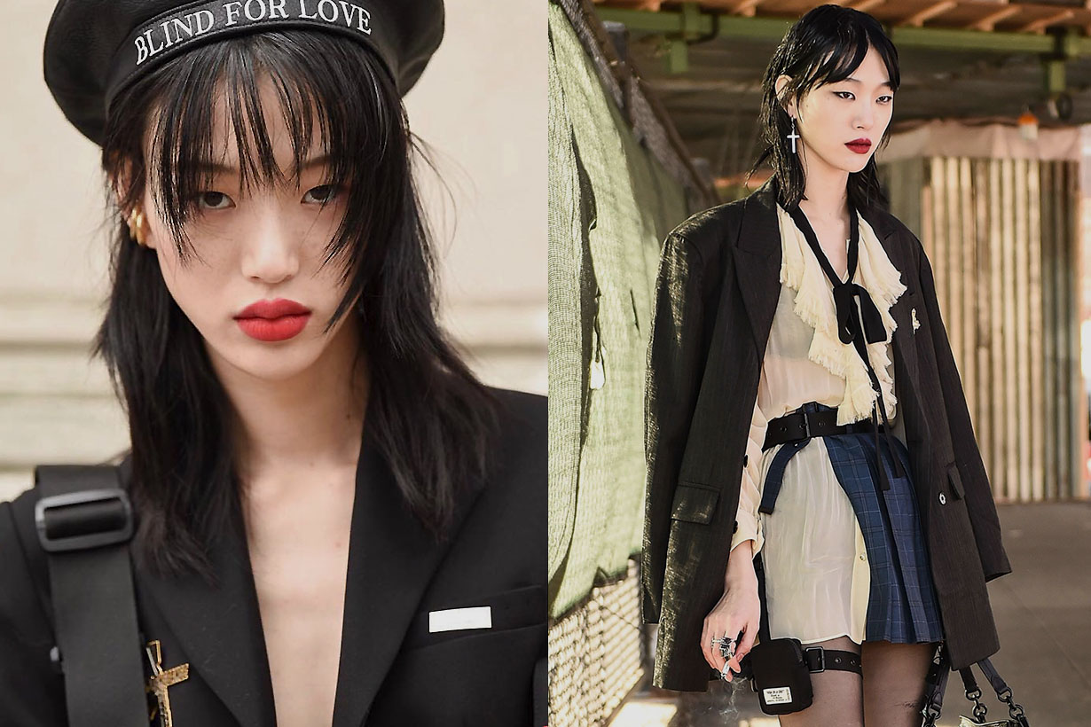 Korean model Sola Choi unhealthy diet