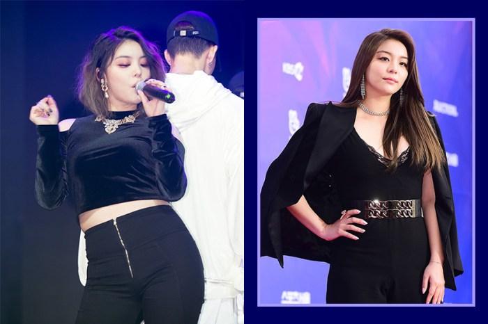 韓國實力歌手 Ailee 貼上修身成功照片,火辣身材讓酸民大跌眼鏡!