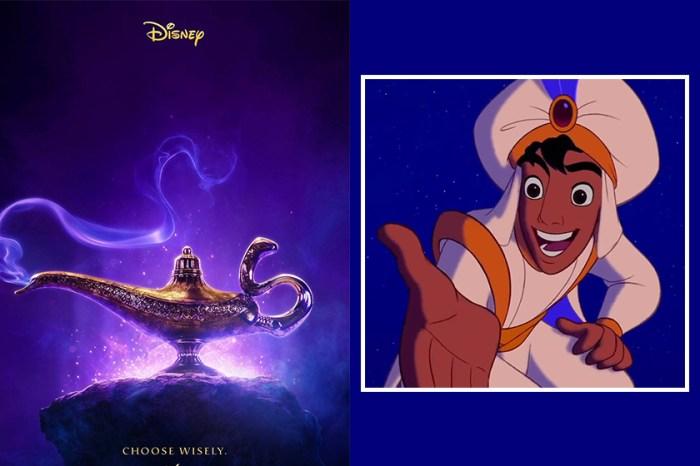 《Aladdin》前導預告出爐!終於看到真人版阿拉丁的造型了!