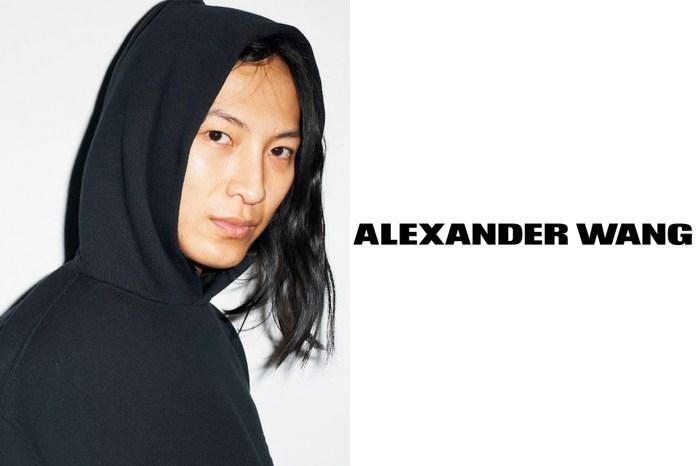 Alexander Wang 突然 Logo 大改造,但細心的你應該早就看出來了!
