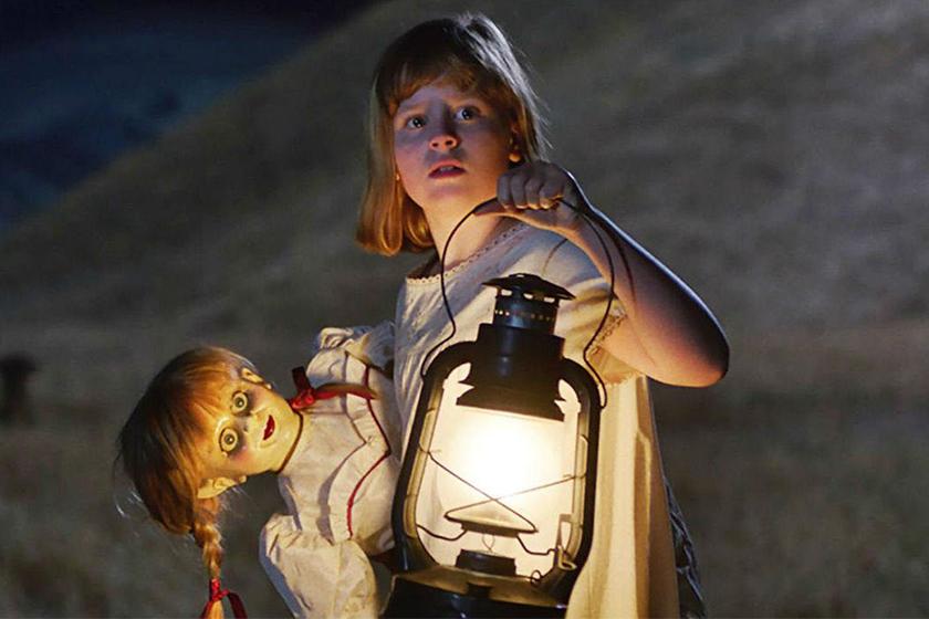 Annabelle 3 Mckenna Grace join cast