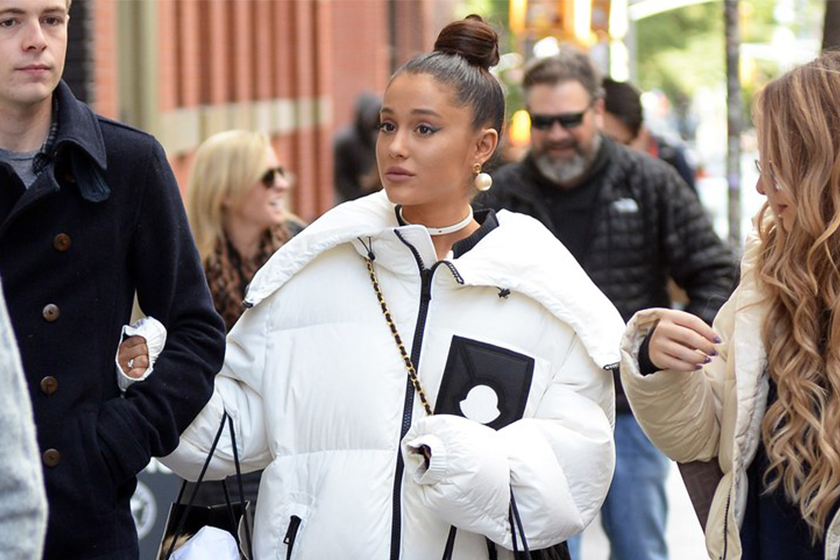 Ariana Grande Went Breakup Shopping at Chanel