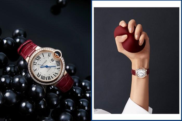 袖口腕的奢華變奏:全新 Ballon Bleu de Cartier,是時尚女生必備單品!