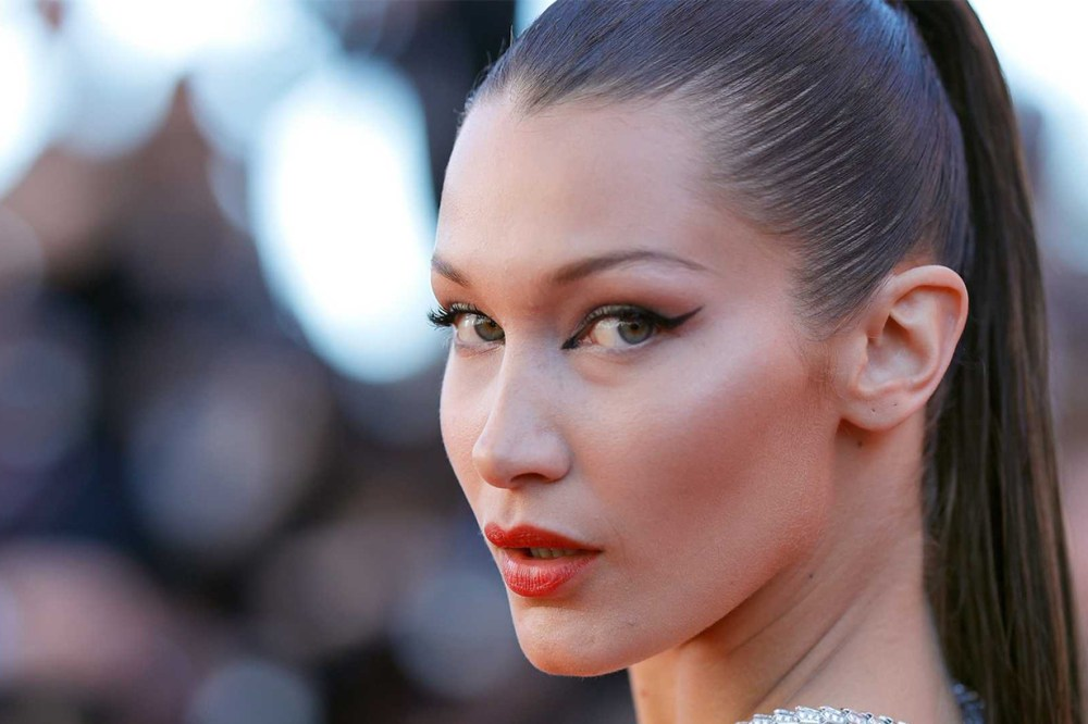 Bella Hadid Makeup