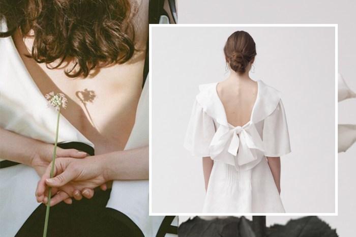 如白玫瑰般淡雅的法式衣飾:這個墨爾本品牌讓巴黎女生也不禁愛上!