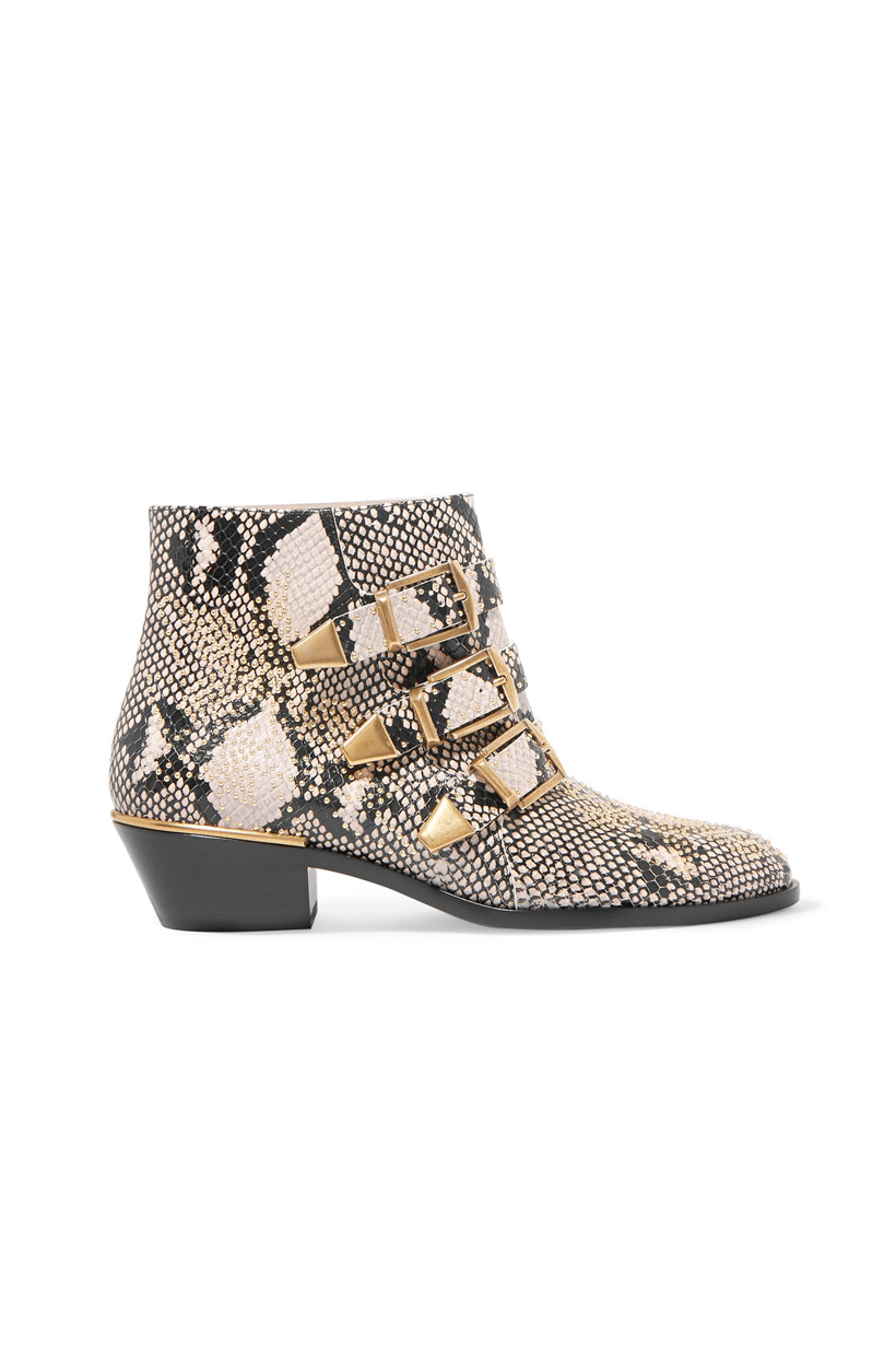 boots block heel low comfortable cozy recommands