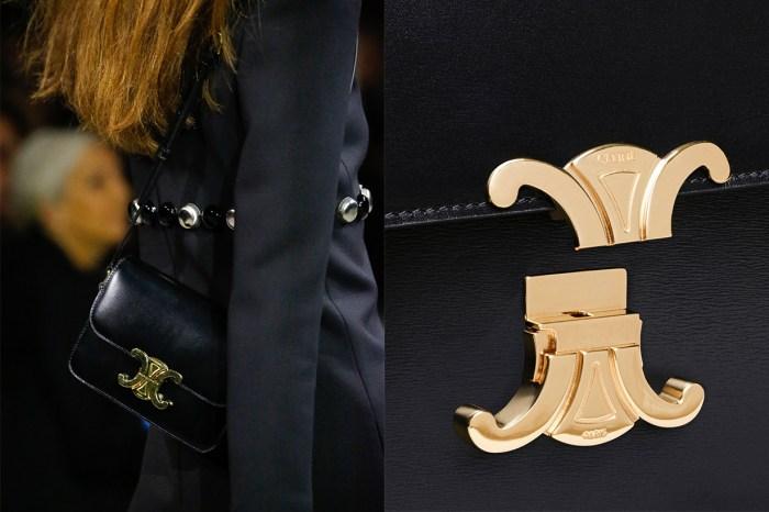 Hedi Slimane 設計即將上架,這款可會是妳下一個 Celine 手袋?