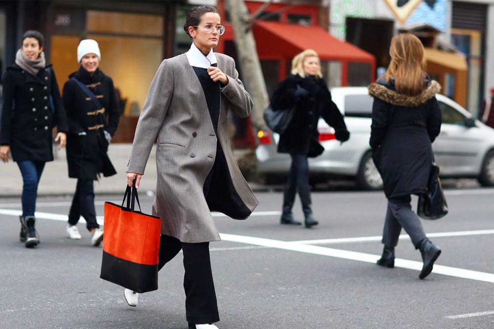Celine Street Style