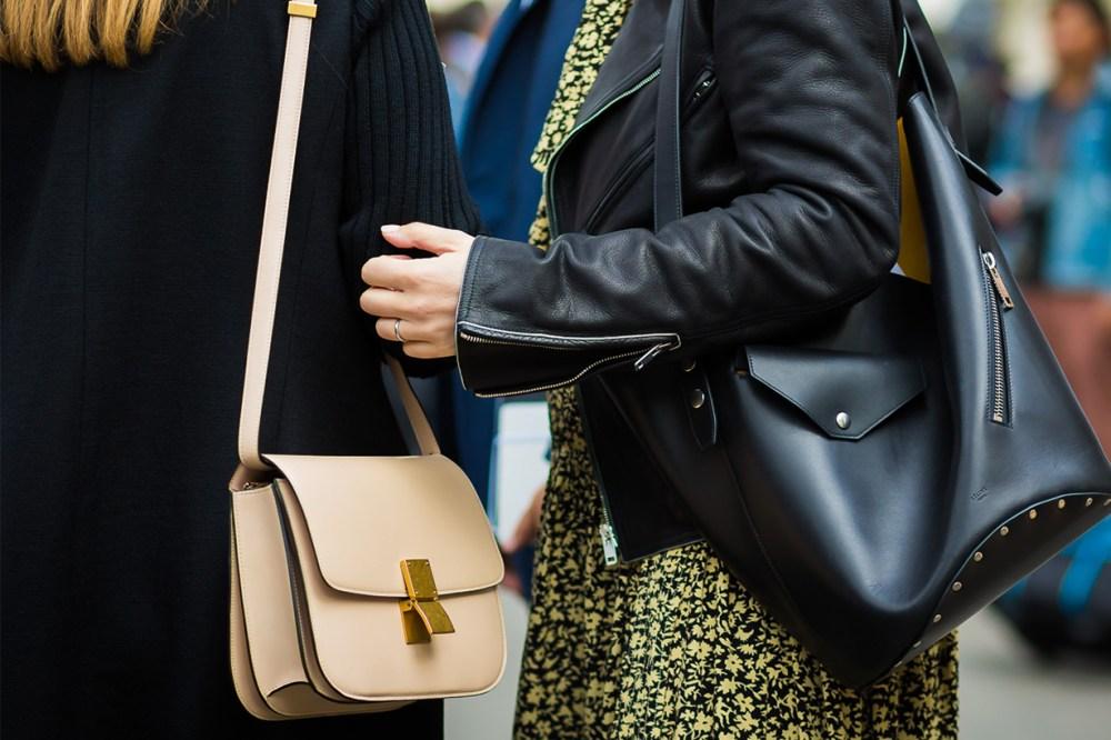 Celine Classic Bag Street Style