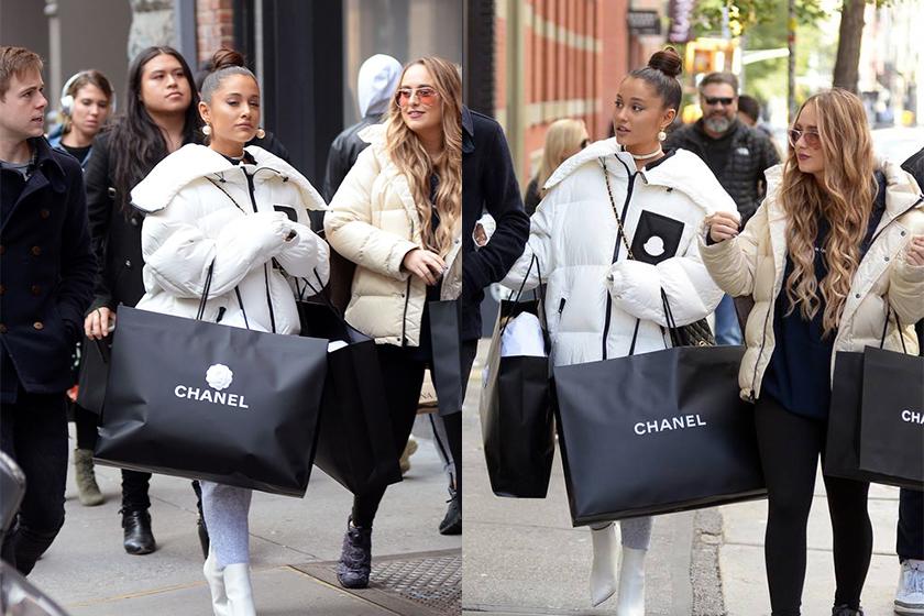 Ariana Grande Went Breakup Shopping