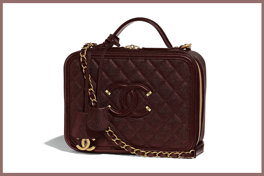 Chanel Vanity Case FW2018
