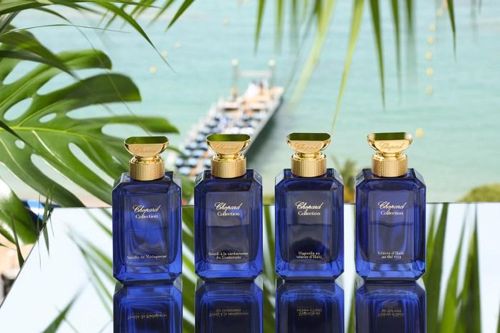 香水界中的「高級珠寶」,Chopard 的新香水未免太奢華了吧!