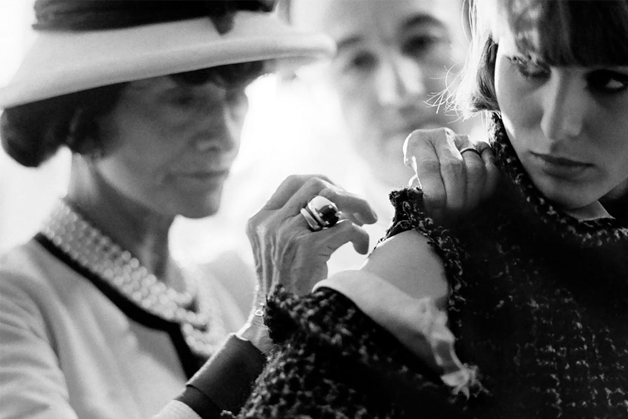 Cathleen Naundorf captures the world of Chanel couture