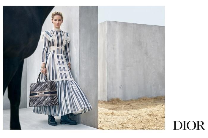 沒有 Baby Fat 的 Jennifer Lawrence 更美!穿起 Dior 新裝令人驚艷