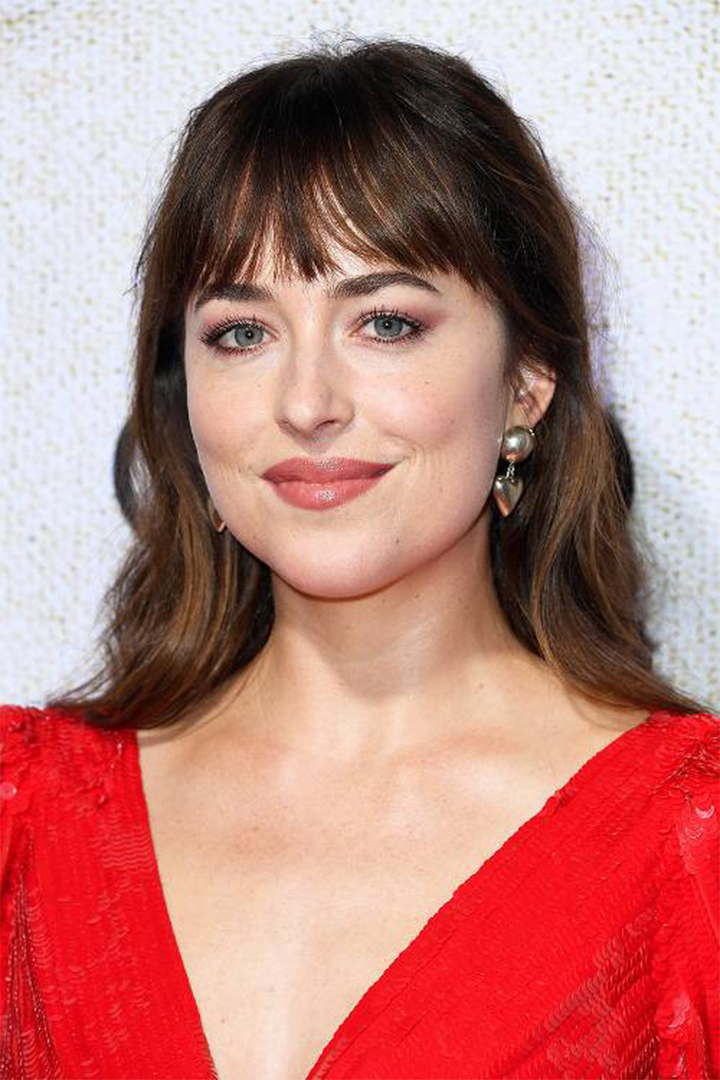 Dakota Johnson Is the First to Wear Celine by Hedi Slimane on the Red Carpet