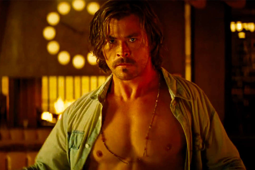 Dakota Johnson says Casting Chris Hemsworth in Bad Times at the El Royale Was a Huge Mistake