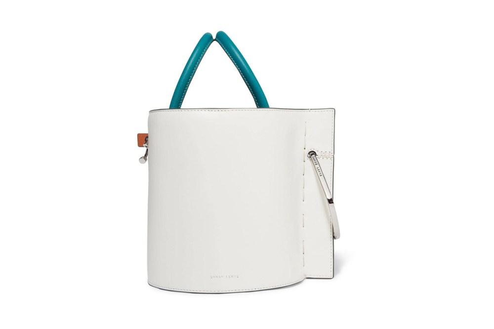 Danse Lente Bobbi Leather Bucket Bag