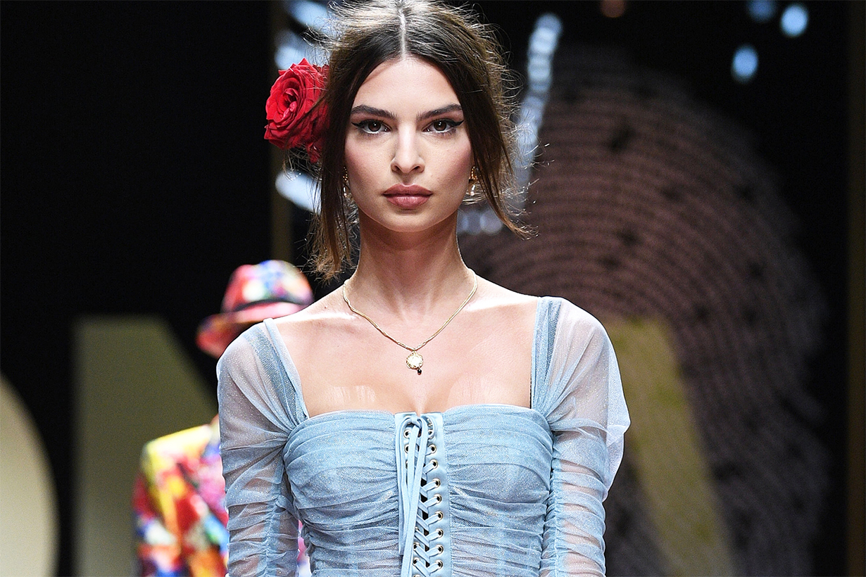 Emily Ratajkowski Still Thinks Models Are Too Thin
