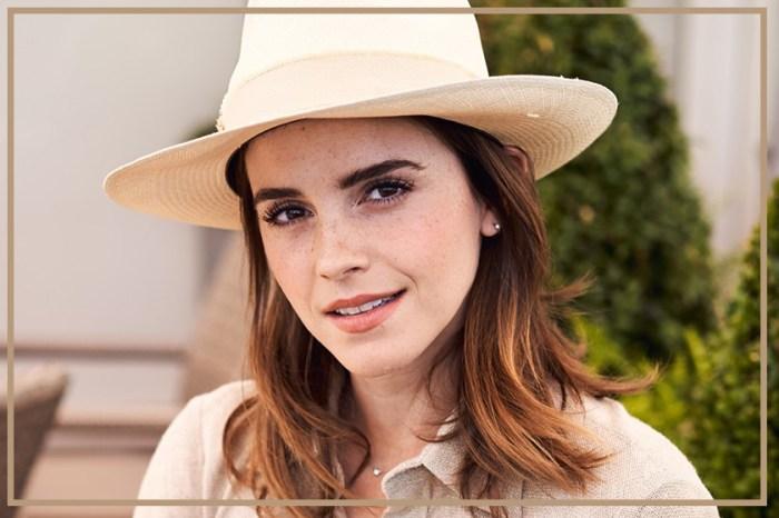 新戀情曝光!Emma Watson 被拍到分手後迅速跟 CEO 新歡街頭擁吻!