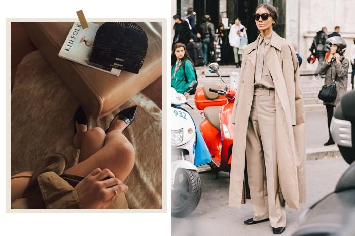 穿平底鞋就與時尚無緣?這 4 個潮人爭相購入的款式會令你改觀