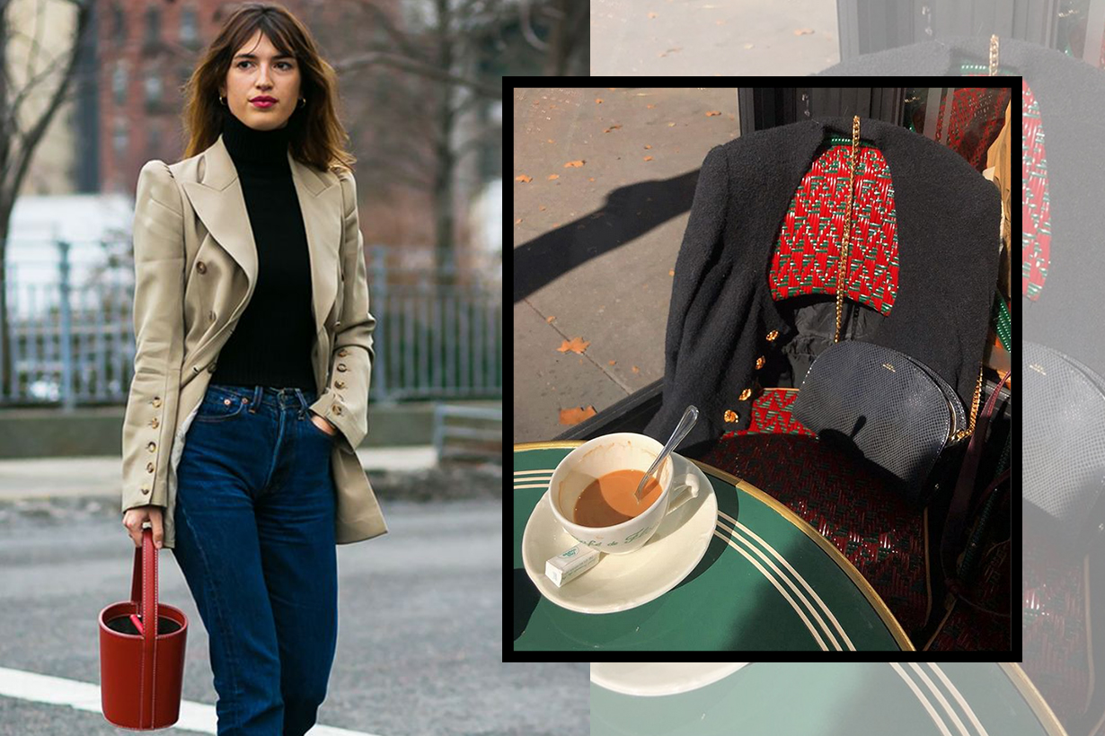 The 9 New Handbags That Define French-Girl Style