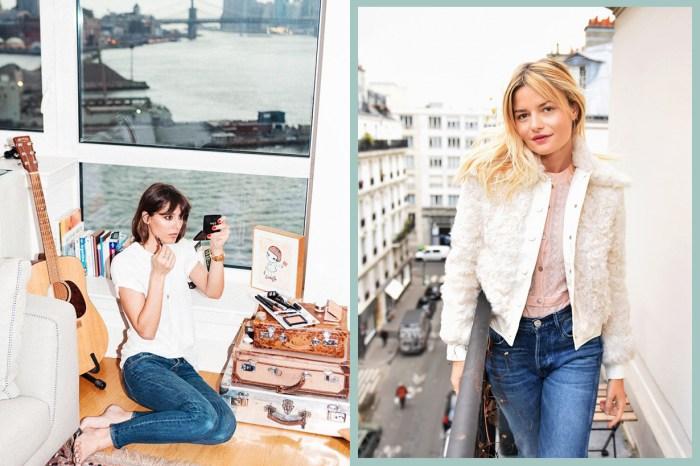法國女生就不會穿錯風格?她們也有過最後悔的時尚時刻!