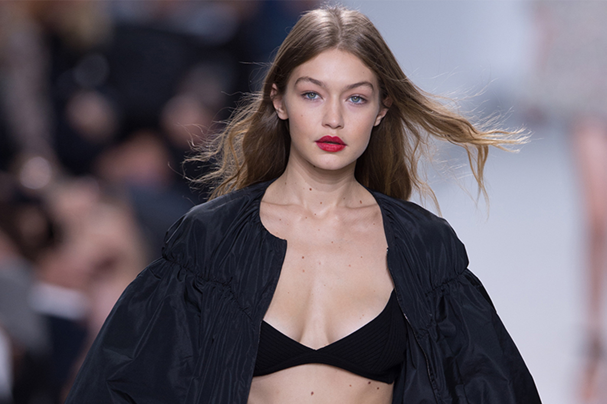 Gigi Hadid Claps Back at Critics of Her Weight Loss