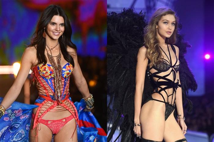 Gigi 和 Kendall 今年會成為 Victoria's Secret 天使嗎?這位設計師不小心漏了口風!