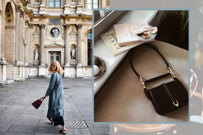 若不是有這位巴黎 IG 女生,就差點錯過這 3 個美得低調的小眾手袋!