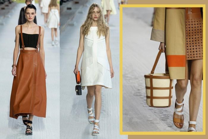 #PFW:Hermès 才是「高級」的最佳詮釋,看完只想將質感配色複製到衣櫥!