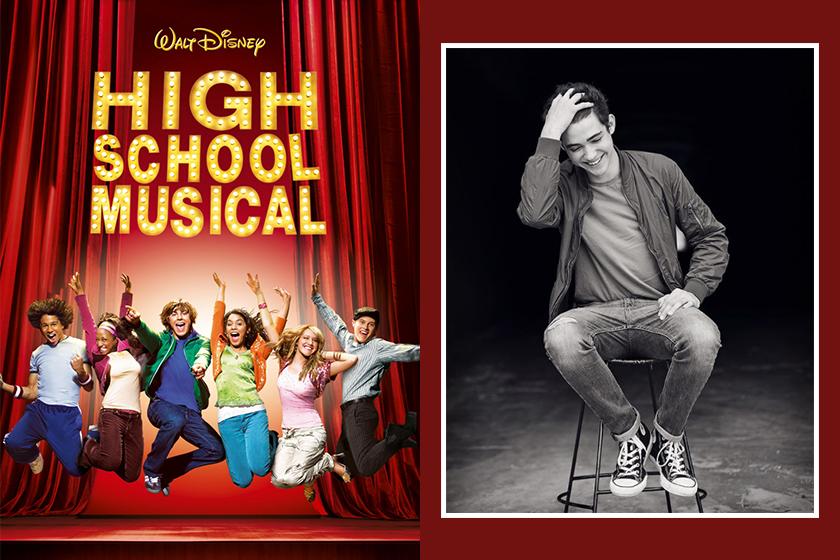 High School Musical The Musical cast Joshua Bassett disney