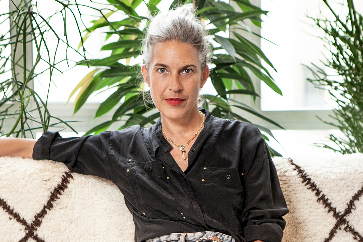 Isabel Marant Shares Her 6 French Beauty Rules
