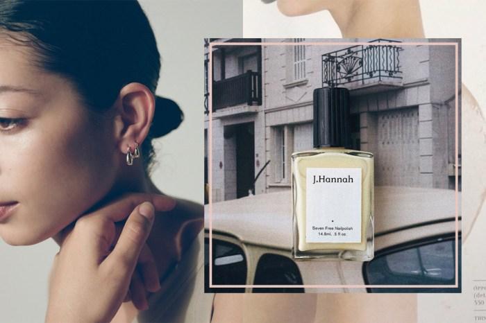 本想尋找恬淡的珍珠耳環,卻順道愛上了她家的「高級色」指甲油