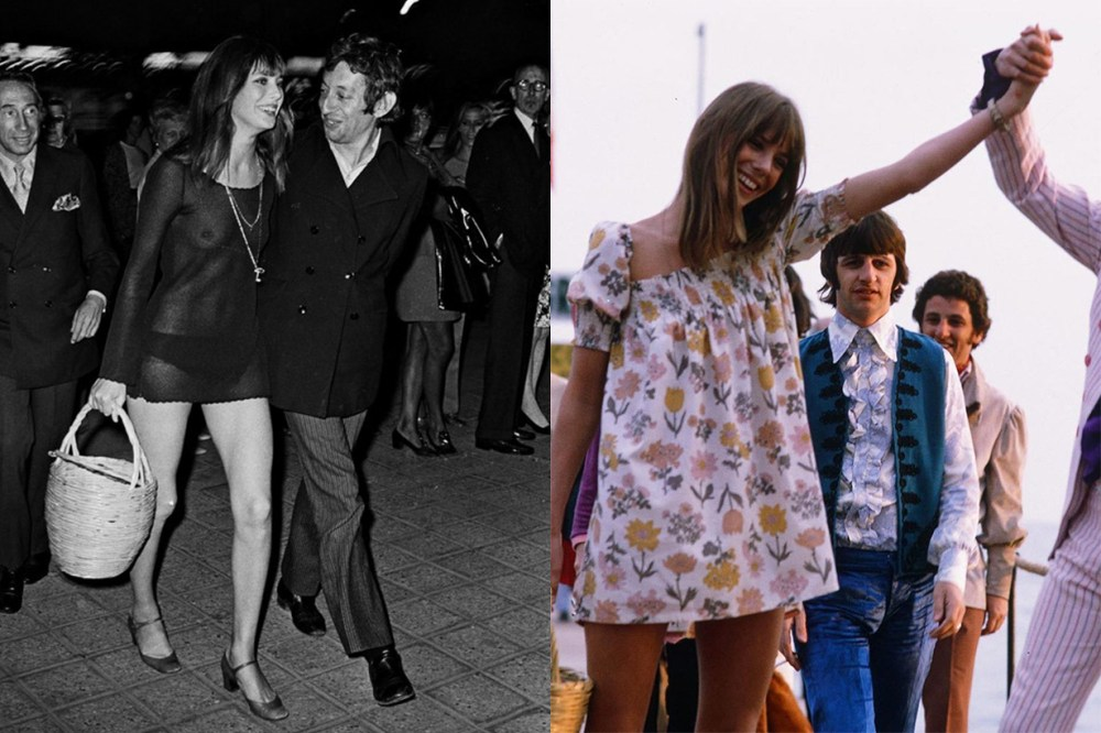 Jane Birkin Mini Dress