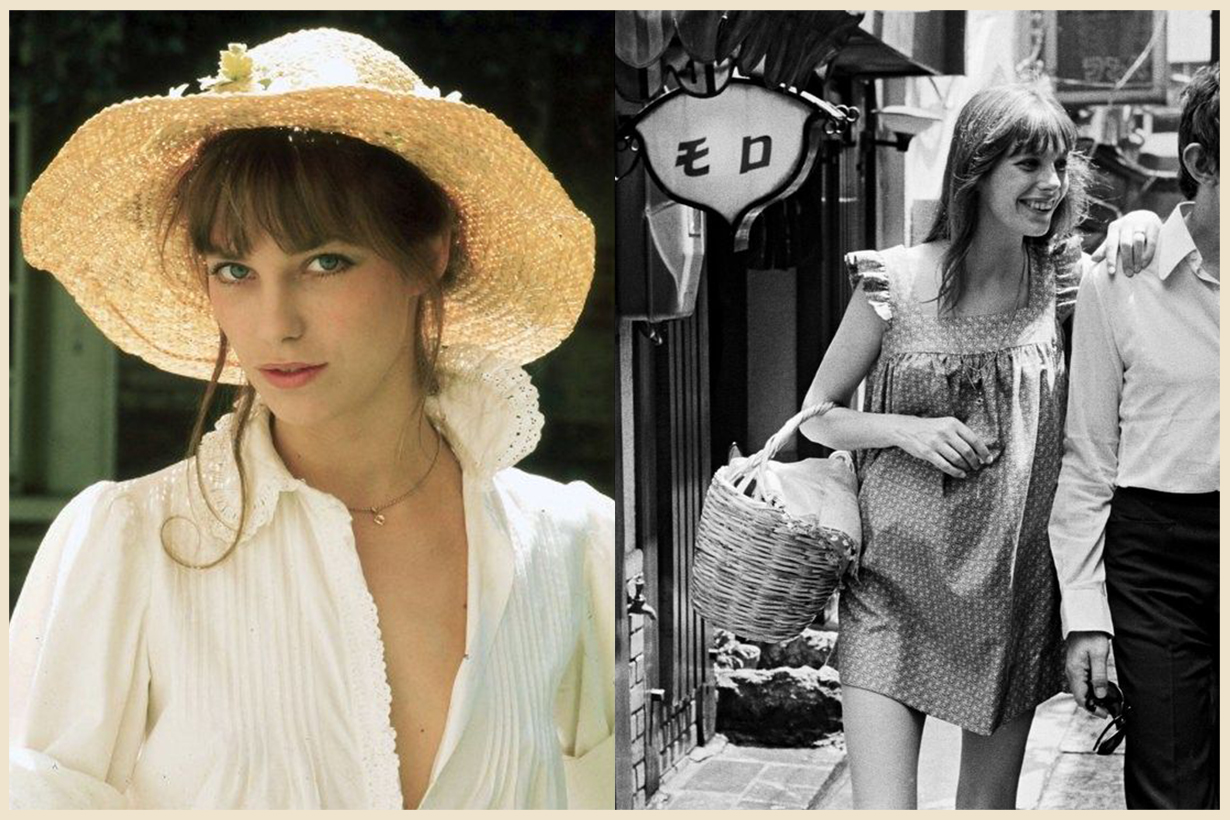 Jane Birkin French Style