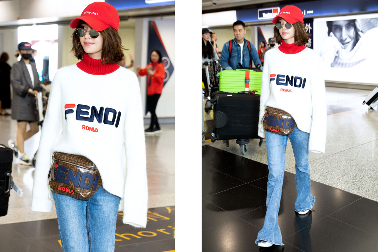 Fendi Mania Capsule Collection 2018