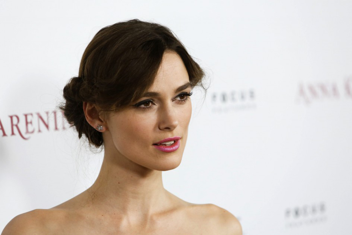 Keira Knightley Thinks It's a Double Standard Men Aren't Called 'Party Girls' for Drinking