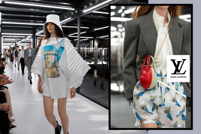#PFW:探索虛擬與現實之間,Louis Vuitton 新季系列帶你回到未來
