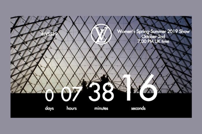 #PFW:緊貼巴黎時裝週!Louis Vuitton SS19 同步看!