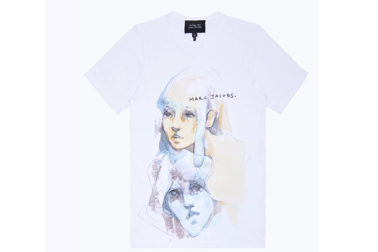 Lauren Tsai X Marc Jacobs collection