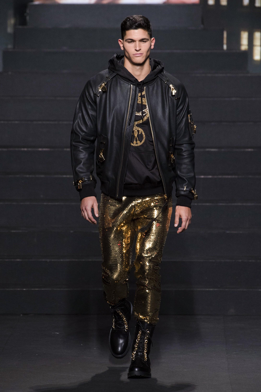 Moschino x HM New York Runway Show 2018